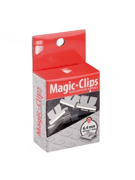 MAGIC CLIPPER ΑΝΤΑΛΛΑΚΤΙΚΑ ΓΙΑ ΣΥΡΡΑΦΗ 60 ΦΥΛΛΩΝ ΚΟΥΤΙ 50 ΤΕΜΑΧΙΩΝ * CN *