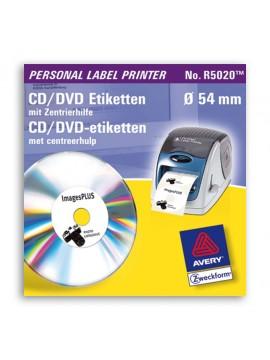 ΕΤΙΚΕΤΕΣ CD-DVD 54MM 150/ΡΟΛΟ
