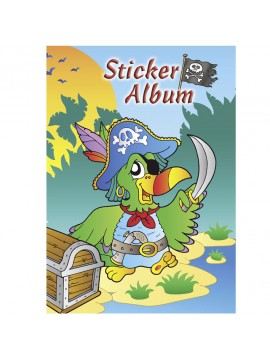 STICKER ALBUM A5 57799