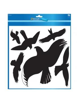 WINDOW *WARNING BIRDS 4485