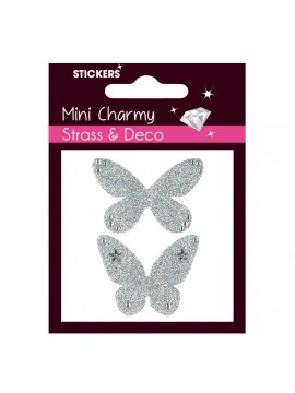 *MINICHARMY STICKERS 7X7CM 180004