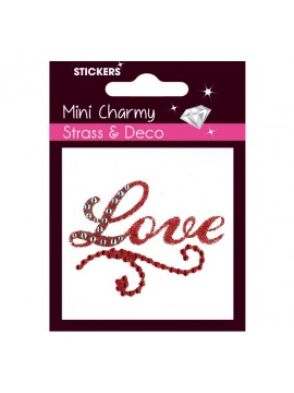 MINICHARMY* STICKERS 7X7CM 180022