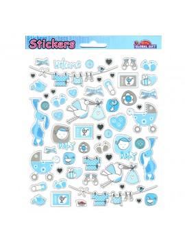 CLASSY *STICKERS 15X17CM 224881
