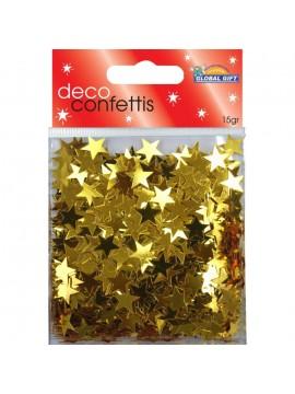 CONFETTIS DECO CHRISTMAS 15GR 360001