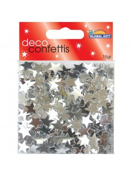 CONFETTIS DECO CHRISTMAS 15GR 360051