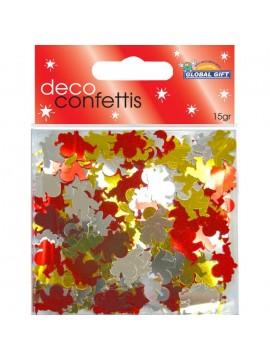 CONFETTIS DECO CHRISTMAS 15GR 360520