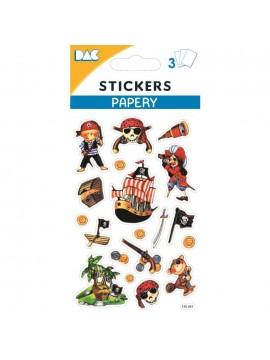 PAPERY STICKERS 8X13CM 145041