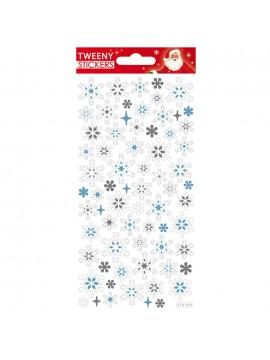 TWEENY CHRISTMAS STICKERS 9X17.5CM 270563