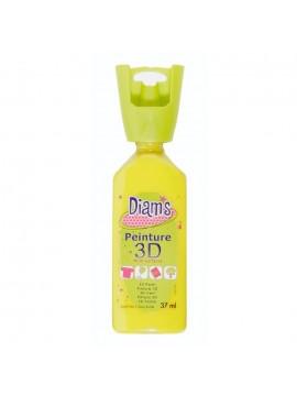 ΧΡΩΜΑΤΑ 3D DIAM'S 37ML BRILLIANT YELLOW