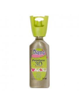 ΧΡΩΜΑΤΑ 3D DIAM'S 37ML PEARLY TAUPE