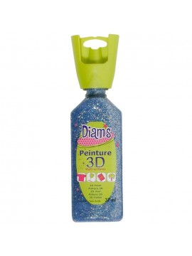 ΧΡΩΜΑΤΑ *3D DIAM'S 37ML GLITTER HEAVEN