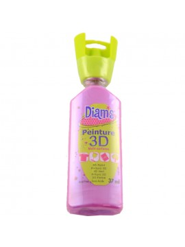 ΧΡΩΜΑΤΑ 3D DIAM'S 37ML PEARLY PINK ORCHID