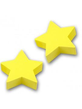 INFO NOTES ΧΑΡΤΑΚΙΑ ΣΧΕΔΙΟ CHRISTMAS STAR 70X70MM 200Φ