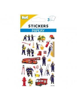 PAPERY STICKERS 8X13CM 145078