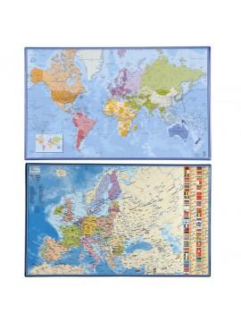 ΣΟΥΜΕΝ ΓΡΑΦΕΙΟΥ 59,8 Χ 36,5 CM EUROPE WORLD 2 ΣΧΕΔΙΑ VIQUEL