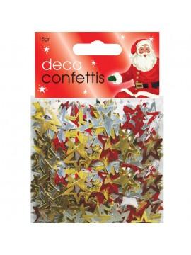 CONFETTIS *DECO CHRISTMAS 15GR 361528
