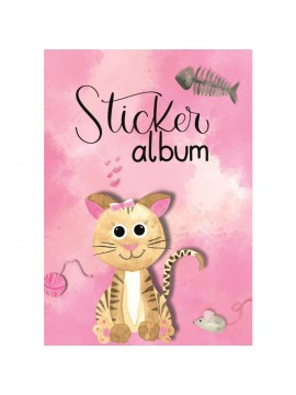 STICKER ALBUM A5 57794