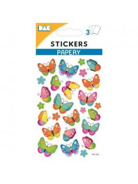 PAPERY STICKERS 8X13CM 145102