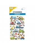 Stickers papery