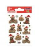Stickers χριστουγεννιάτικα