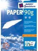 Χαρτιά για εκτυπωτές laser  χωρίς επίστρωση