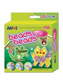 Χρώματα σε χάντρες Beads-Beads